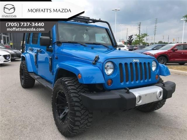 2011 Jeep Wrangler Unlimited Sahara (Stk: P7175C) in Barrie - Image 7 of 24