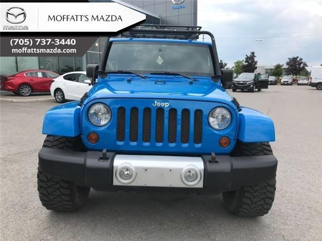 2011 Jeep Wrangler Unlimited Sahara (Stk: P7175C) in Barrie - Image 8 of 24