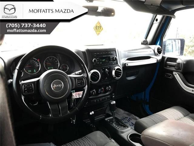 2011 Jeep Wrangler Unlimited Sahara (Stk: P7175C) in Barrie - Image 15 of 24