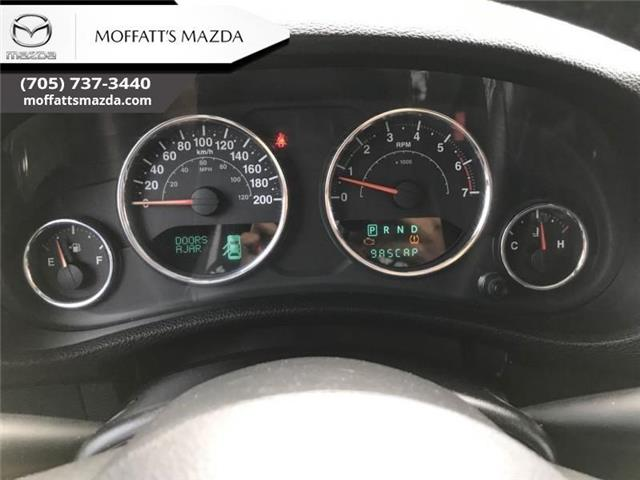 2011 Jeep Wrangler Unlimited Sahara (Stk: P7175C) in Barrie - Image 19 of 24