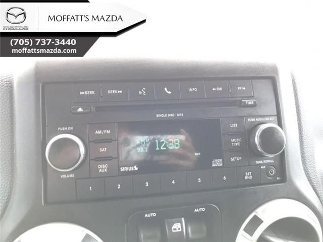 2011 Jeep Wrangler Unlimited Sahara (Stk: P7175C) in Barrie - Image 22 of 24