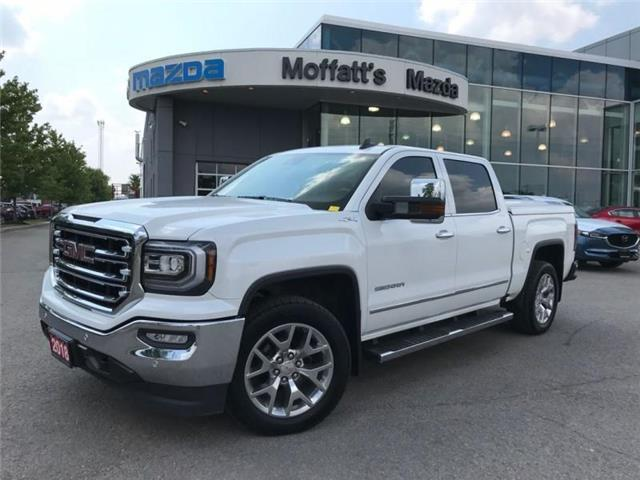 2018 GMC Sierra 1500 SLT (Stk: 27718) in Barrie - Image 1 of 30