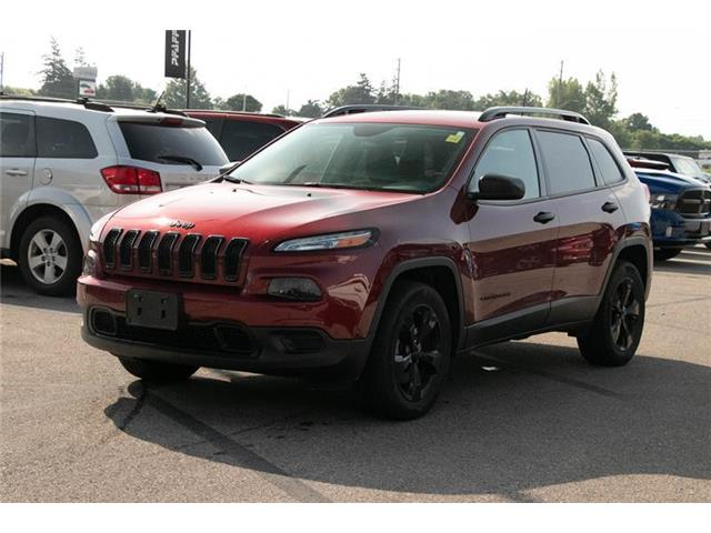 2016 Jeep Cherokee Sport (Stk: LC9784A) in London - Image 1 of 2