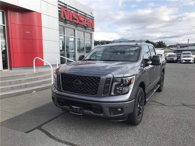 2019 Nissan Titan SV Midnight Edition (Stk: N98-5889) in Chilliwack - Image 1 of 19