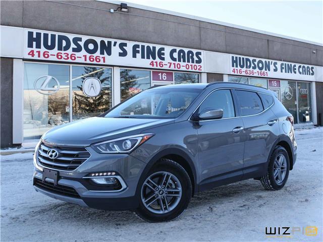 2017 Hyundai Santa Fe Sport 2.4 Premium (Stk: ) in Toronto - Image 1 of 30