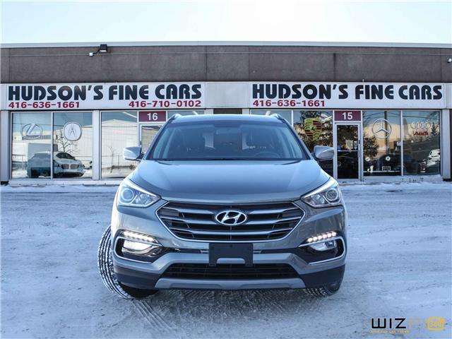 2017 Hyundai Santa Fe Sport 2.4 Premium (Stk: ) in Toronto - Image 2 of 30