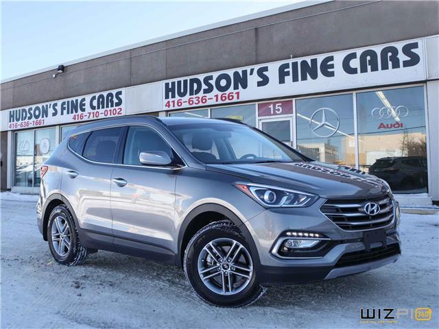 2017 Hyundai Santa Fe Sport 2.4 Premium (Stk: ) in Toronto - Image 3 of 30