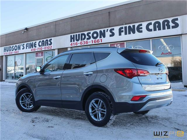 2017 Hyundai Santa Fe Sport 2.4 Premium (Stk: ) in Toronto - Image 7 of 30