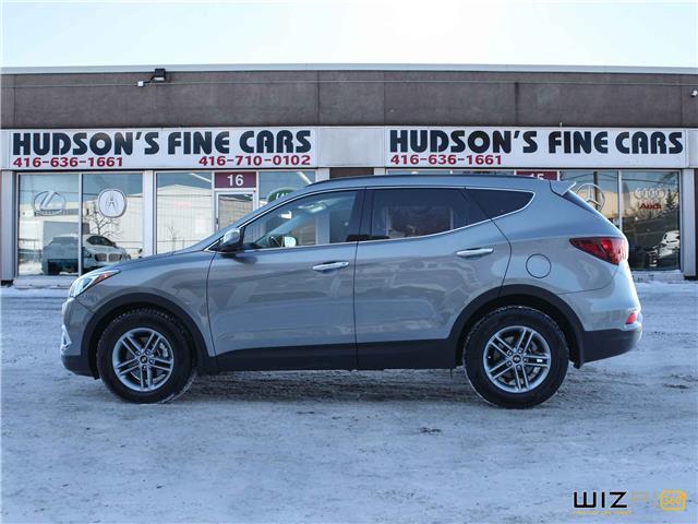 2017 Hyundai Santa Fe Sport 2.4 Premium (Stk: ) in Toronto - Image 8 of 30