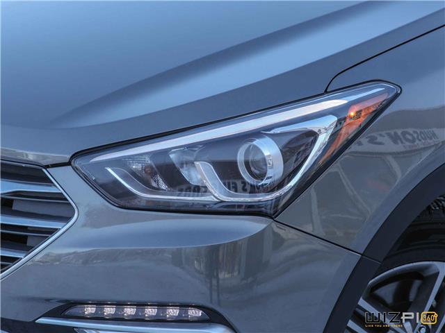 2017 Hyundai Santa Fe Sport 2.4 Premium (Stk: ) in Toronto - Image 9 of 30