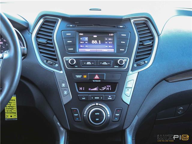 2017 Hyundai Santa Fe Sport 2.4 Premium (Stk: ) in Toronto - Image 28 of 30