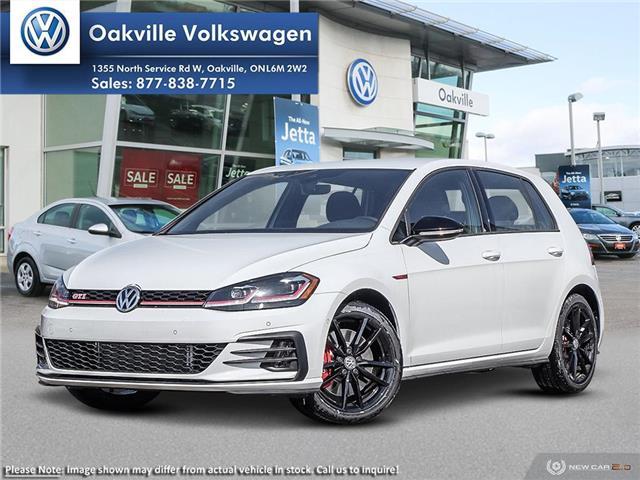 2019 Volkswagen Golf GTI 5-Door Autobahn (Stk: 21525) in Oakville - Image 1 of 23