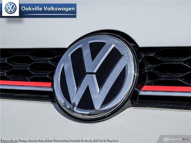 2019 Volkswagen Golf GTI 5-Door Autobahn (Stk: 21525) in Oakville - Image 9 of 23