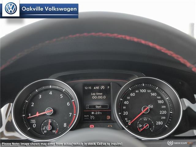 2019 Volkswagen Golf GTI 5-Door Autobahn (Stk: 21525) in Oakville - Image 14 of 23