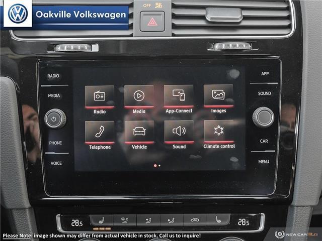 2019 Volkswagen Golf GTI 5-Door Autobahn (Stk: 21525) in Oakville - Image 18 of 23