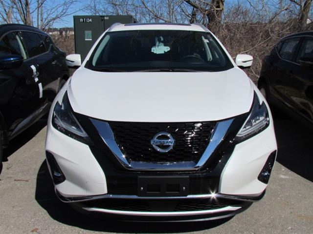 2019 Nissan Murano SL (Stk: RY19M058) in Richmond Hill - Image 1 of 5