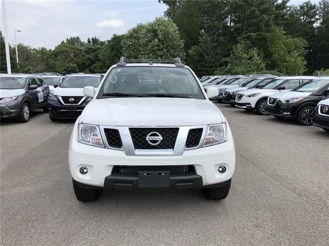 2019 Nissan Frontier PRO-4X (Stk: RY19T002) in Richmond Hill - Image 1 of 5