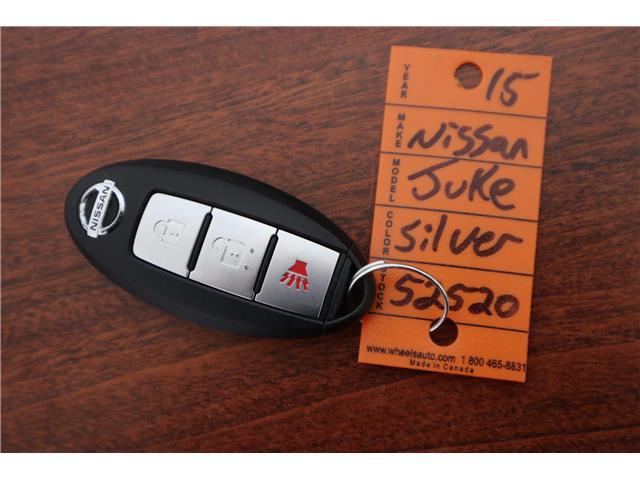 2015 Nissan Juke SV (Stk: 52520) in Huntsville - Image 31 of 32