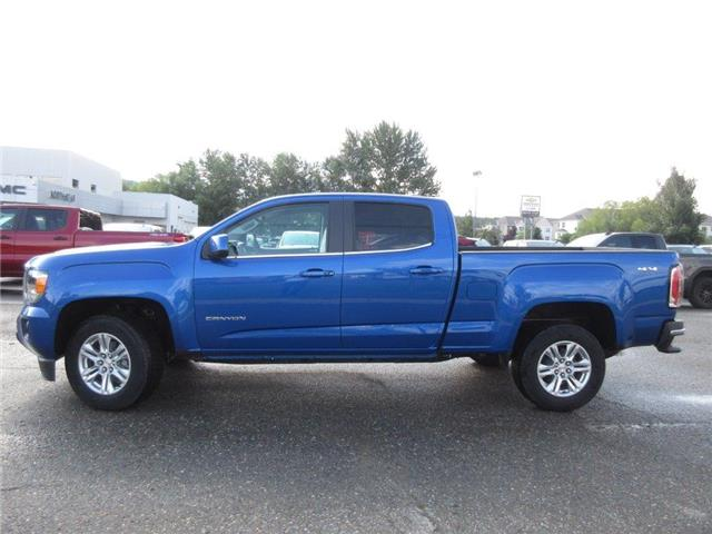 2019 GMC Canyon SLE (Stk: T293697) in Cranbrook - Image 2 of 22