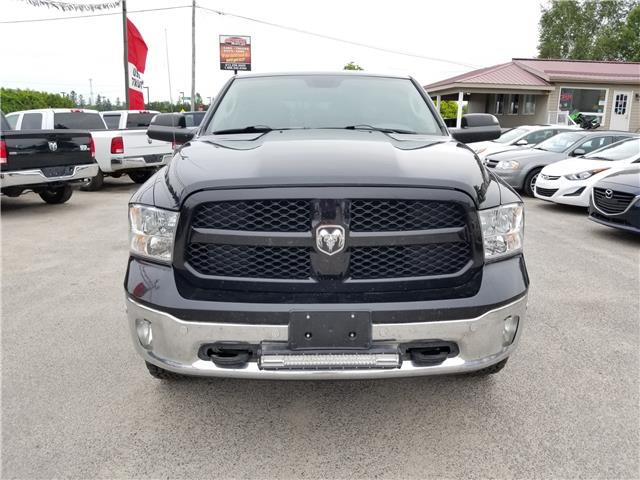2014 RAM 1500 SLT (Stk: ) in Kemptville - Image 2 of 8