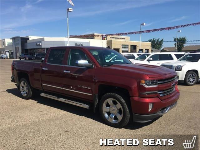 2016 Chevrolet Silverado 1500 LTZ (Stk: 177244) in Medicine Hat - Image 2 of 21