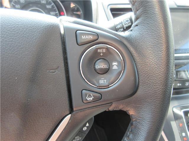 2016 Honda CR-V Touring (Stk: 9365) in Okotoks - Image 13 of 28