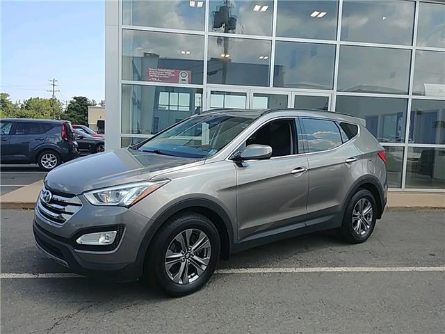 2016 Hyundai Santa Fe Sport 2.0T SE (Stk: 19005A) in New Minas - Image 1 of 18