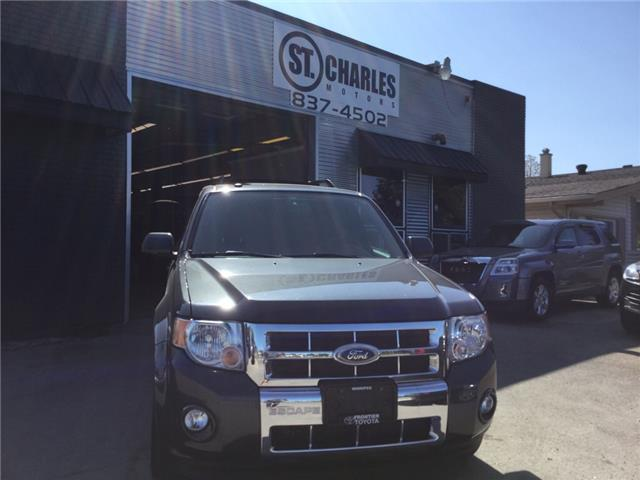 2009 Ford Escape Limited (Stk: ) in Winnipeg - Image 1 of 18