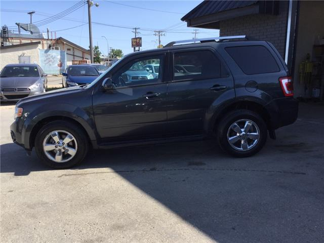 2009 Ford Escape Limited (Stk: ) in Winnipeg - Image 2 of 18