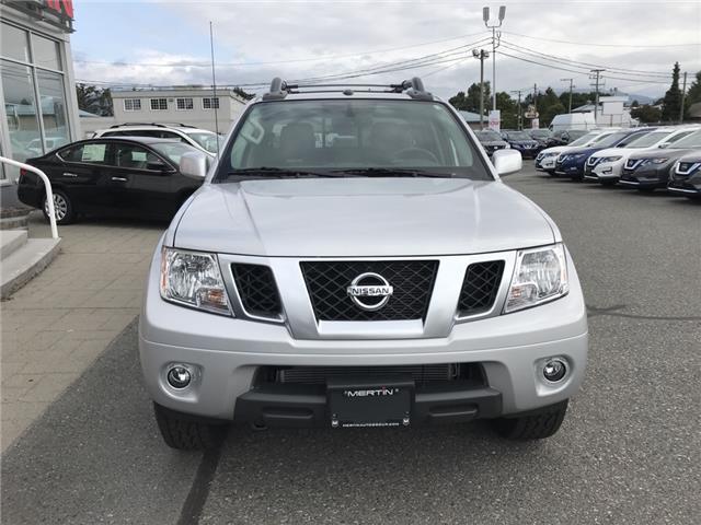 2019 Nissan Frontier SL (Stk: N97-9266) in Chilliwack - Image 2 of 18