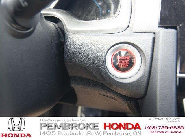 2017 Honda Civic EX (Stk: 17027) in Pembroke - Image 4 of 20