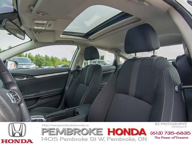 2017 Honda Civic EX (Stk: 17027) in Pembroke - Image 5 of 20