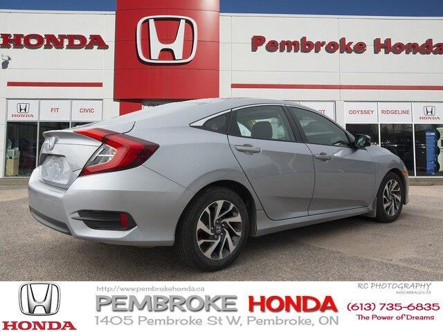 2017 Honda Civic EX (Stk: 17027) in Pembroke - Image 7 of 20