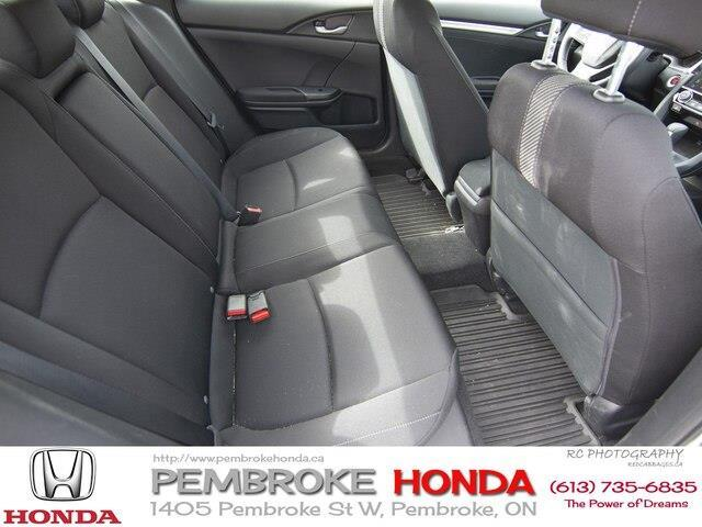 2017 Honda Civic EX (Stk: 17027) in Pembroke - Image 16 of 20