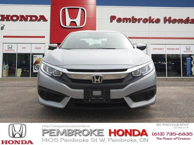 2017 Honda Civic EX (Stk: 17027) in Pembroke - Image 18 of 20