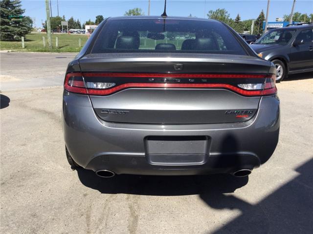 2013 Dodge Dart Limited/GT (Stk: ) in Winnipeg - Image 4 of 15