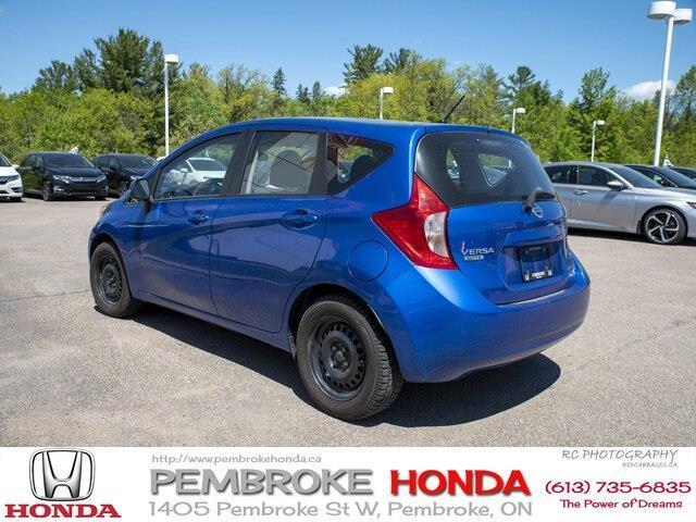 2014 Nissan Versa Note SV (Stk: 19081A) in Pembroke - Image 4 of 16
