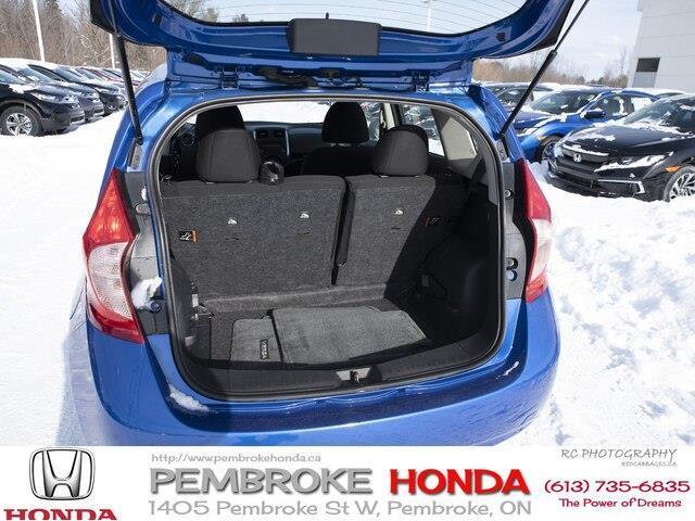 2014 Nissan Versa Note SV (Stk: 19081A) in Pembroke - Image 16 of 16