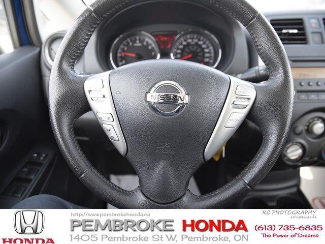 2014 Nissan Versa Note SV (Stk: 19081A) in Pembroke - Image 8 of 16