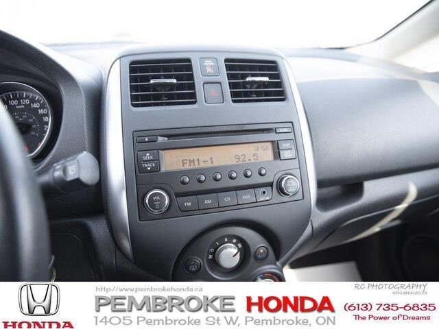 2014 Nissan Versa Note SV (Stk: 19081A) in Pembroke - Image 13 of 16