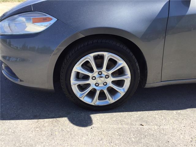 2013 Dodge Dart Limited/GT (Stk: ) in Winnipeg - Image 9 of 15