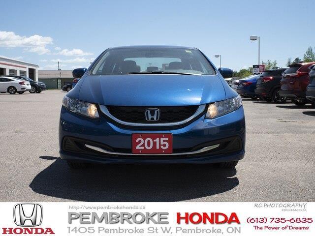 2015 Honda Civic LX (Stk: P7405) in Pembroke - Image 20 of 24