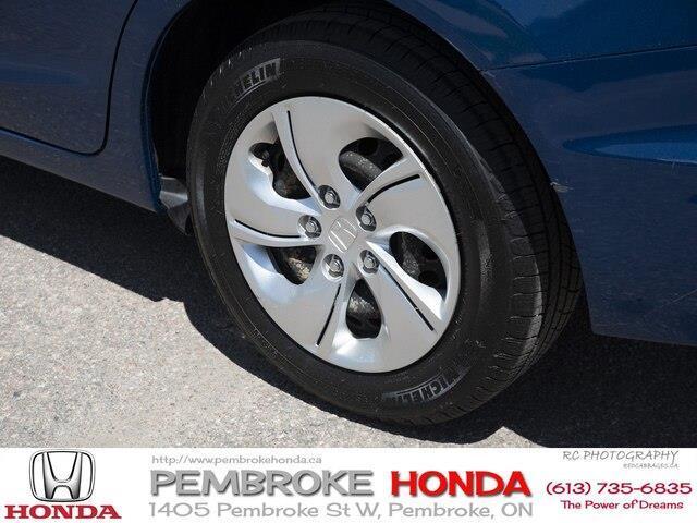 2015 Honda Civic LX (Stk: P7405) in Pembroke - Image 13 of 24