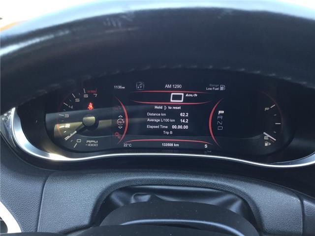 2013 Dodge Dart Limited/GT (Stk: ) in Winnipeg - Image 12 of 15
