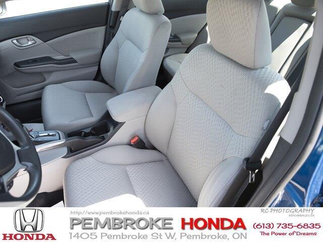2015 Honda Civic LX (Stk: P7405) in Pembroke - Image 6 of 24