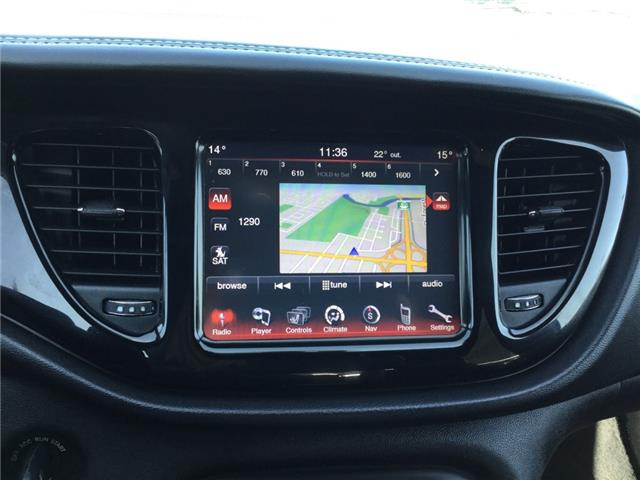 2013 Dodge Dart Limited/GT (Stk: ) in Winnipeg - Image 13 of 15