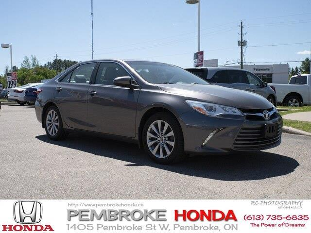 2015 Toyota Camry XLE V6 (Stk: 19225A) in Pembroke - Image 9 of 21