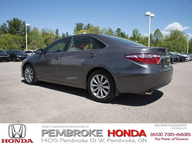 2015 Toyota Camry XLE V6 (Stk: 19225A) in Pembroke - Image 7 of 21