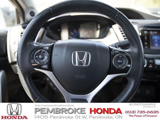 2014 Honda Civic EX (Stk: 19121A) in Pembroke - Image 14 of 20