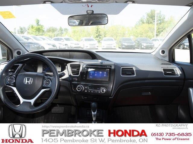 2014 Honda Civic EX (Stk: 19121A) in Pembroke - Image 13 of 20
